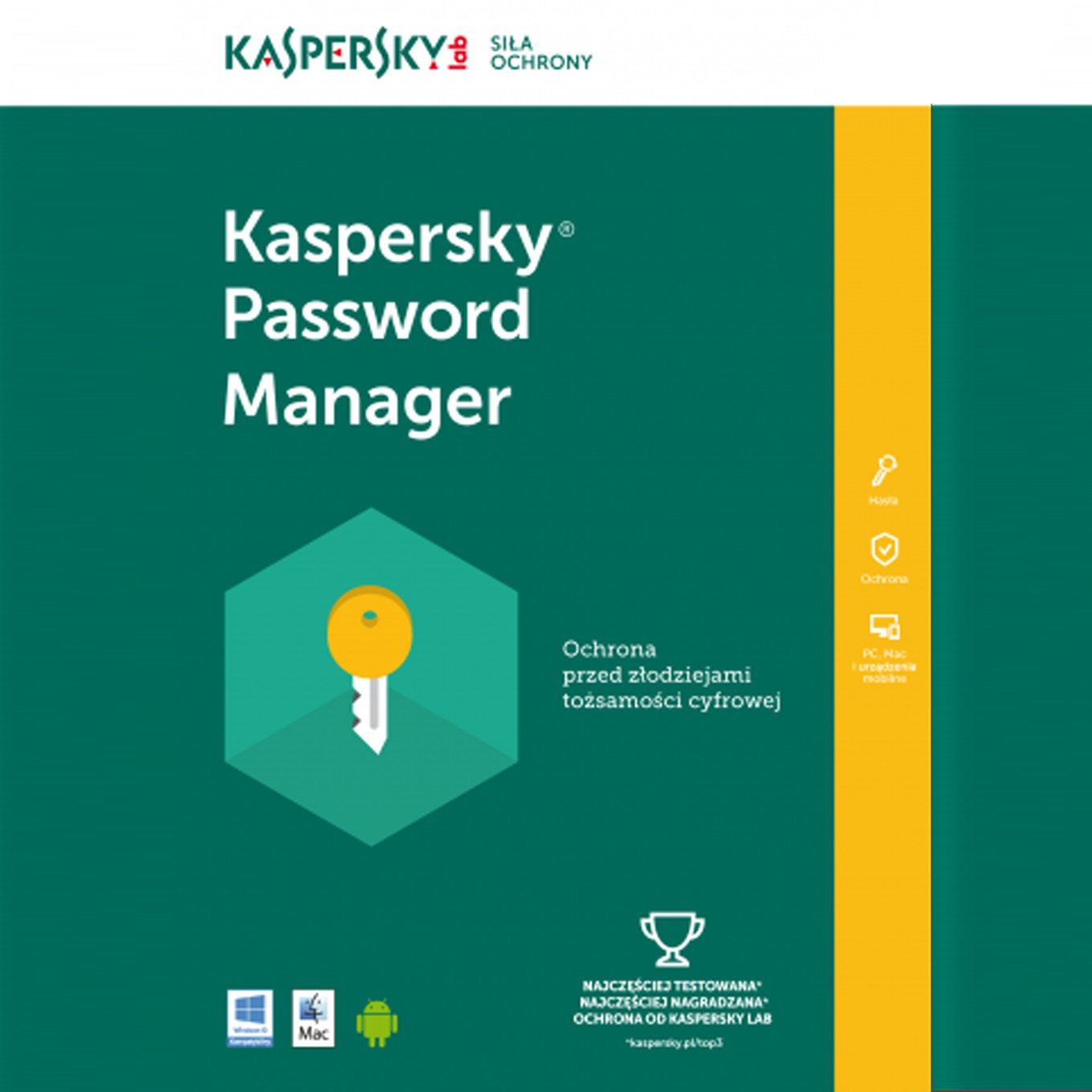 Kaspersky Password Manager 2021